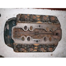 Flathead 1935-1936 Engine Block, Used, 3 1/16 plus .100